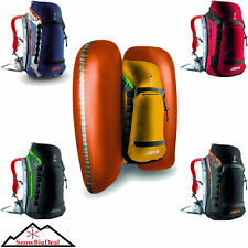 ABS Vario 30L Silver Avalanche Airbag Backpack Avy Bags Ski Snowboard Pack