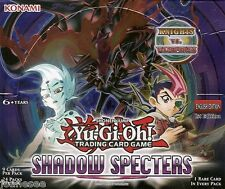 Shadow Specters - SHSP Rare Yu-Gi-Oh Cards Single/Playset - Take Your Pick