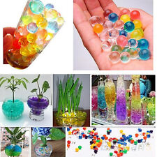 10bags Magic Plant Growing Balls Crystal Mud Soil Water Beads Wedding Decor B82A
