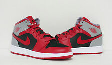 Nike Air Jordan 1 Mid (GS) Shoes 554725-603 Youth 4,4.5 Womens 5.5, 6 available