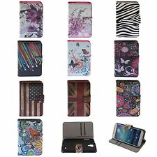 FOR SAMSUNG Galaxy S4 i9500 STYLISH VINTAGE RETRO UNIQUE FILP CASE COVER SKIN