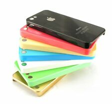 Colorful PC Hard Back Cover Case for Apple iPhone 5C