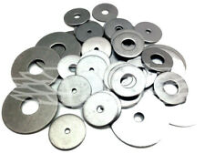 M4, M5, M6, M8, M10, M12 PENNY WASHERS - A2 STAINLESS STEEL - LARGE WASHER