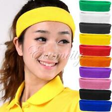 Cashmere Headband Sweat Hair Accessories Sports Head  for Tennis Yoga GYM Dance