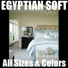 ON SALE! CAL-KING SIZE BED SHEET SET. Super SOFT SILKY. All COLORS and SIZES.