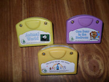 LEAP FROG LITTLE TOUCH LEAPPAD SYSTEM GAME CARTRIDGE REPLACE/LOST U-PICK &CHOOSE