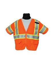 NEW Seco 8390-Series Class 3 Economy Safety Vest 8390