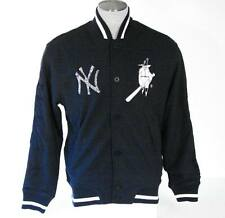 Nike Vintage New York Yankees Bronx Bombers Blue Baseball Jacket Mens NWT