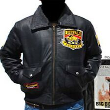 BUFFALO SOLDIERS LEATHER JACKET-LATEST EDITIION