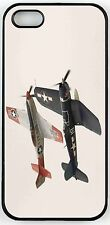Rikki Knight Vintage Army Fighter Planes Case for iPhone 4/4s, 5/5s, 5c, 6/6p