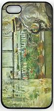 Berthe Morisot  Eugene Manet on the Isle of Wight Case for iPhone 4/4s, 5/5s, 5c