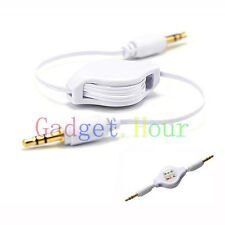 CAR 3.5mm JACK AUX AUXILIARY CABLE STEREO ADAPTER for Nokia Lumia Phones NEW