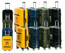 SCOUT HDL 4-Roller Suitcase 21.26/26.77/31.89 inch