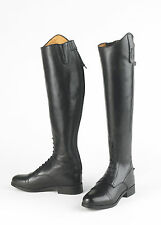 Ladies Gold PRO Field English Riding Boot - Retails 299.00