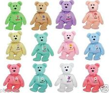 TY BEANIE BABY ~ FLOWER BEARS ~ SELECT YOUR FLOWER BEAR ~ US OR CANADA EXCLUSIVE