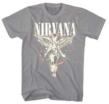 Nirvana Galaxy In Utero Licensed Adult Shirt S-XXL