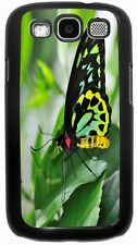 Richmond Birdwing Neon Green Butterfly Case for Samsung Galaxy S3 S4 S5