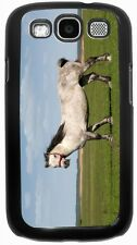 Rikki Knight White Horse in Field Case for Samsung Galaxy S3 S4 S5