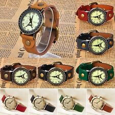 Retro Quartz The Tower Bronze Dial Bracelet/ Cute Silicone Rub Wrist Watch B20E