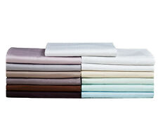 1200TC Egyptian Cotton Fitted Sheet - King, Queen, Double, King-Single & Singles