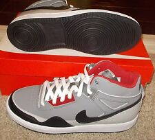 NEW NIKE ALPHABALLER MID Mens Cool Grey Red NIB LTD dunk NR