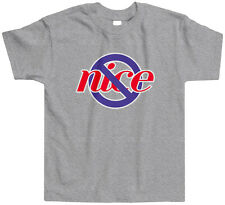 Not Nice Toddler T-Shirt Tee Boy Girl Funny Humor Problem Child Trouble Mean