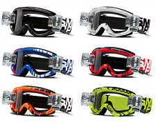 2014 SMITH FUEL V1 MAX MOTOCROSS MX ENDURO GOGGLES quad bike ROLL OFF new v.1