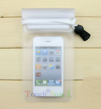 Clear Waterproof Dry Bag Pouch Case Cover FOR Samsung Galaxy Cell Phones new UK