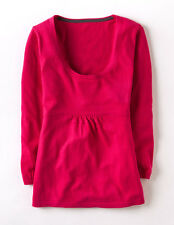 Boden eBay Brand New Favourite Scoop Jumper Cashmere Blend 6 Colours