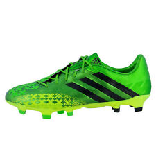 ADIDAS PREDATOR LZ OMAR FG LETHAL ZONES GREEN BLACK YELLOW Q21663 FOOTBALL SHOES