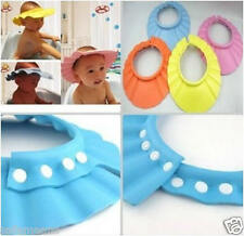 BABY SHOWER CAP: Kids Adjustable Shower or Bath Cap (babies to young childs).