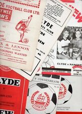 Clyde HOME programmes choose from list FREE UK P&P
