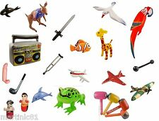 MIX INFLATABLE INFLATABLES SCENE SETTERS PARTY BLOW UP FANCY DRESS ACCESSORY SET
