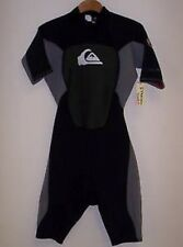 QUIKSILVER SYNCRO S/S SPRINGSUIT youth size 8 new NWT blue
