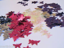 ELEGANT BUTTERFLY BUTTERFLIES WEDDING PARTY TABLE CONFETTI SCATTER DECORATIONS