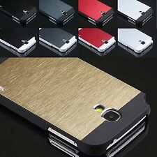 Luxury Aluminum Ultra-thin Metal Case Cover Skin For Samsung Galaxy S4 SIV i9500