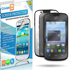 For ZTE Savvy Z750C Mirror Screen Protector LCD Film Shield Cover