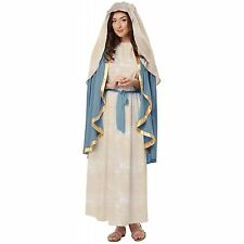 Holy Bible Biblical Virgin Mary Religious Adult Costume