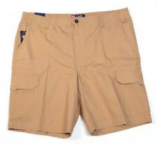 Chaps Brown Cargo Shorts Mens NWT