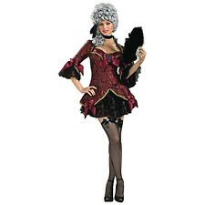 Lady Versailles Marie Antoinette Costume Adult Sexy Halloween Fancy Dress