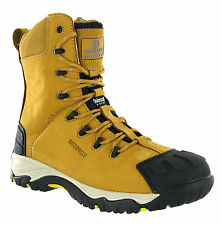 Mens Amblers S3 Waterproof Honey Short Safety Rigger Ankle Boots Size 4-14 UK