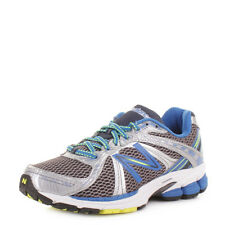 Mens New Balance 780V2 Silver Blue Road Running Trainers Shoes Size 7-11