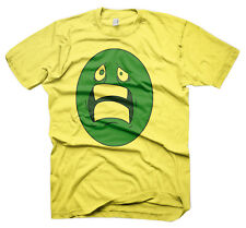 Mens Funny Saying T-Shirts-Scared Face-Funny Tees For Men-Various Colours
