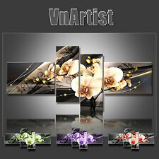 VnArtist / TOP LEINWAND KUNSTDRUCK BILDER DIGITAL BLUMEN ORCHIDEE ART 3137