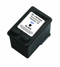Remanufactured 337 ( C9364ee ) Black Ink Cartridge for HP