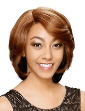 ROYAL IMEX ZURY LACE FRONT WIG IV-LACE H HEATHER MEDIUM LENGTH STRAIGHT WIG