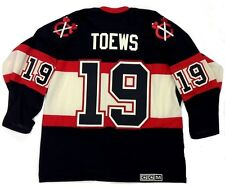 JONATHAN TOEWS CHICAGO BLACKHAWKS VINTAGE CCM JERSEY