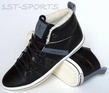 MENS LE COQ SPORTIF TEMPLE MID LEATHER TRAINERS, SHOES UK 8 to 10 BROWN