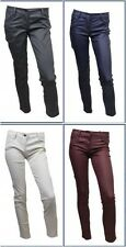 NEXT Super Skinny Coated Jeans RRP £28 407.