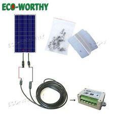 100Watt 100W 12V Solar Panel  Photovoltaic PV panels solar module for RV boat